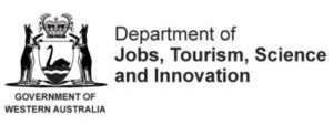 Department of Jobs, Tourism, Science and Innovation Logo